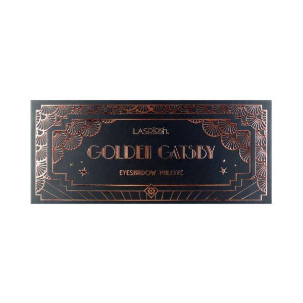 GOLDEN GATSBY GLAM EYESHADOW PALETTE