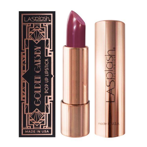 Golden Gatsby Pop Up Lipstick