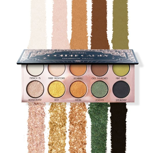 GOLDEN GATSBY GLAM EYESHADOW PALETTE