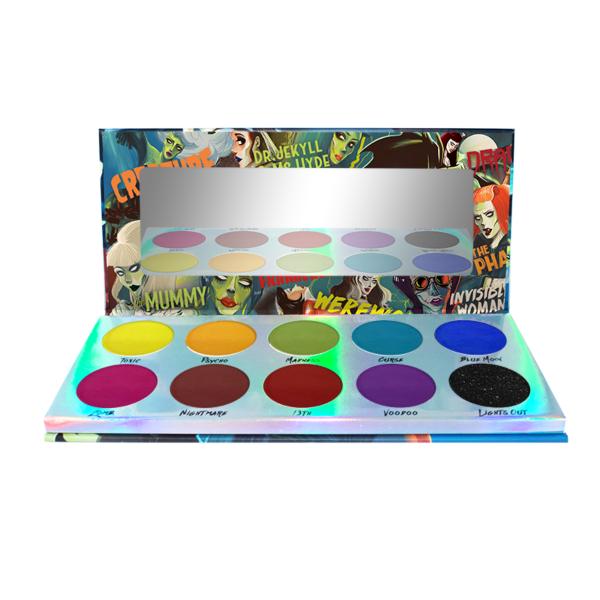 Classic Horror Eyeshadow Palette