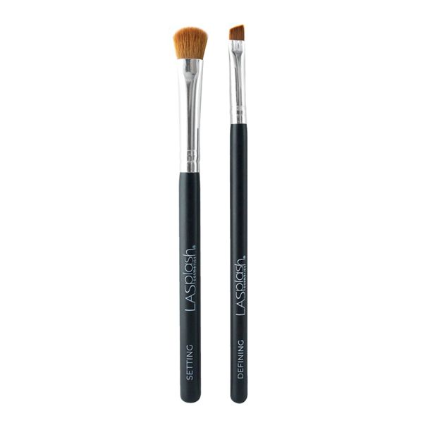Duo Brush Set - Gold