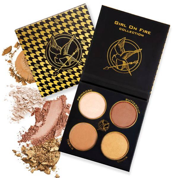 The Hunger Games: The Exhibition Girl on Fire The Classic Eyeshadow Palette