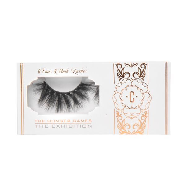 The Hunger Games: The Exhibition Capitol Couture 3D Faux Mink Lashes