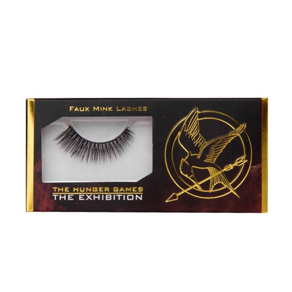 The Hunger Games: The Exhibition Girl on Fire 3D Faux Mink Lashes