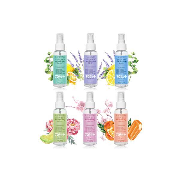 LASplash All-In-One Sanitizing Spray